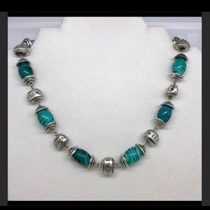 "Nwot Premier Designs ""Sweet Water"" necklace"